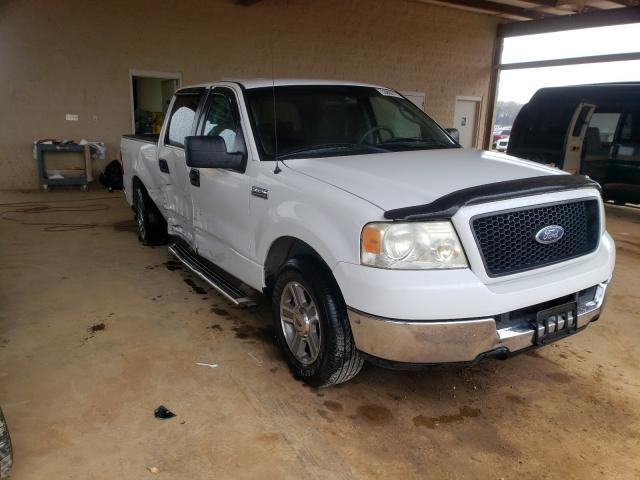 Salvage cars for sale from Copart Tanner, AL: 2005 Ford F150 Super