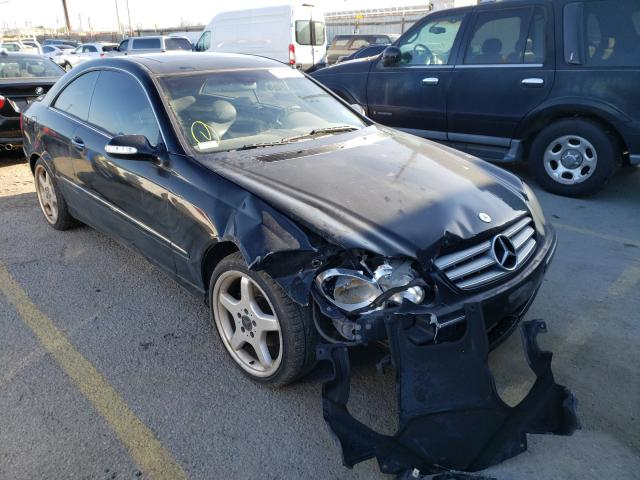 Mercedes-Benz salvage cars for sale: 2003 Mercedes-Benz CLK 320C