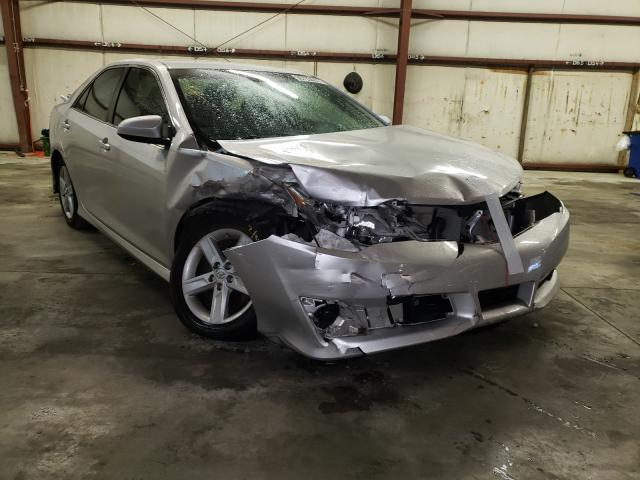 Salvage 2012 TOYOTA CAMRY - Small image. Lot 36733451