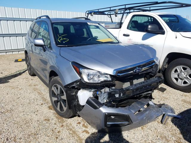 Salvage cars for sale from Copart Anderson, CA: 2018 Subaru Forester 2