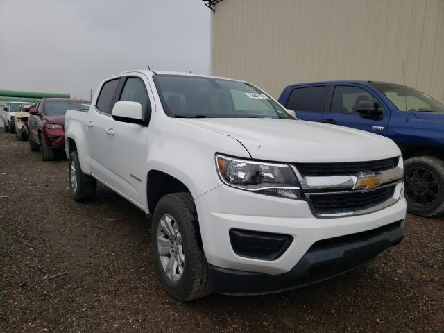 Salvage cars for sale from Copart Houston, TX: 2019 Chevrolet Colorado L