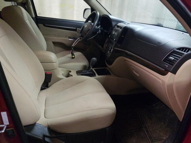 2011 Hyundai SANTA   Vin: 5XYZGDAB6BG058282