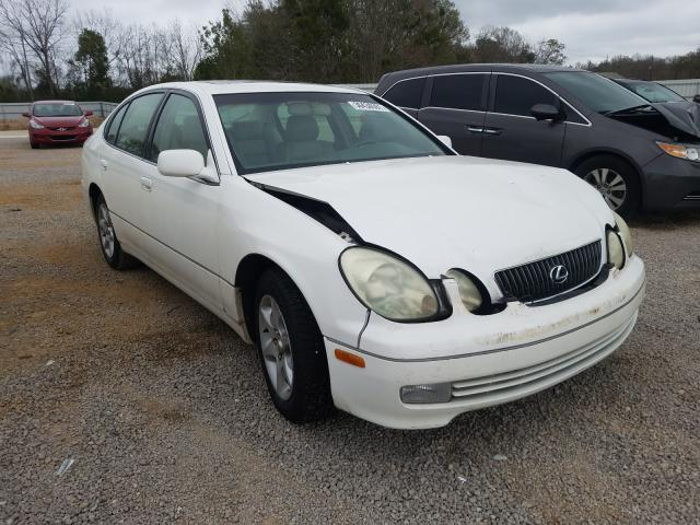Salvage cars for sale from Copart Theodore, AL: 2003 Lexus GS 300