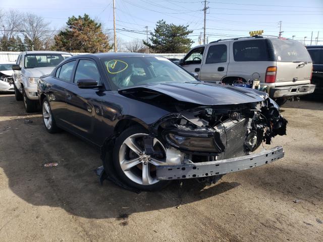Dodge Vehiculos salvage en venta: 2018 Dodge Charger R