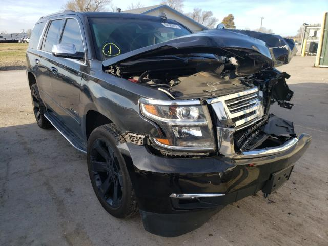 Salvage cars for sale from Copart Sikeston, MO: 2019 Chevrolet Tahoe K150