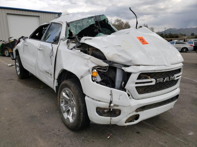 Salvage cars for sale from Copart Colton, CA: 2020 Dodge RAM 1500 BIG H