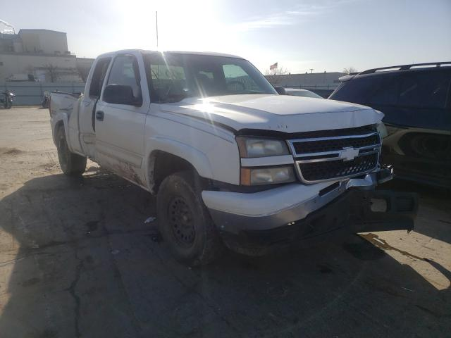 Salvage cars for sale from Copart Tulsa, OK: 2006 Chevrolet Silverado