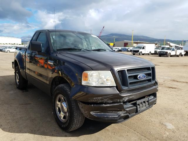 Salvage cars for sale from Copart Kapolei, HI: 2005 Ford F150