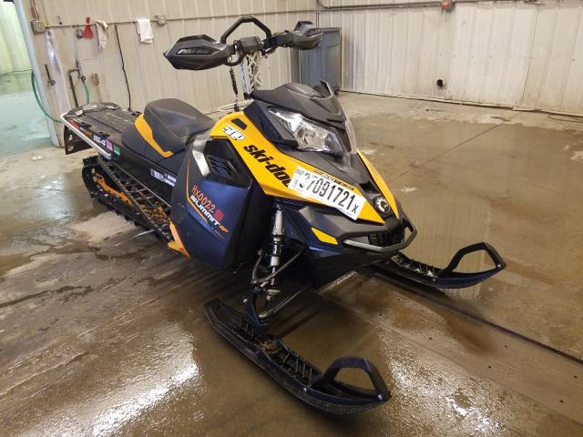 Skidoo salvage cars for sale: 2013 Skidoo Summit