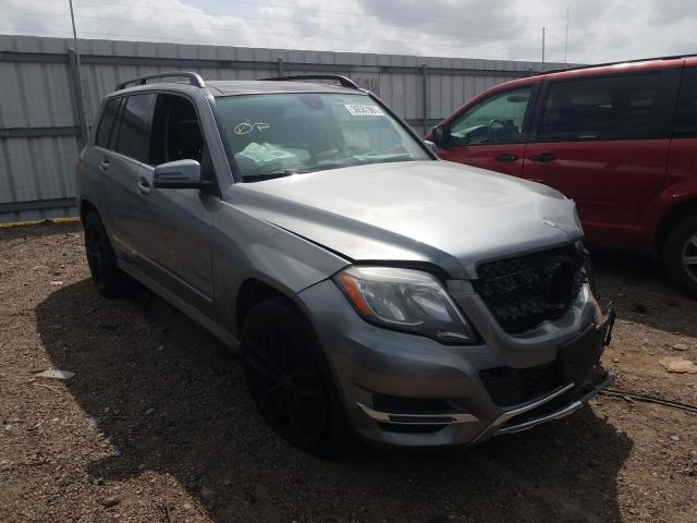 Salvage cars for sale from Copart Mercedes, TX: 2015 Mercedes-Benz GLK 350 4M