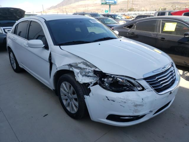 2014 CHRYSLER 200 TOURIN 1C3CCBBGXEN114984