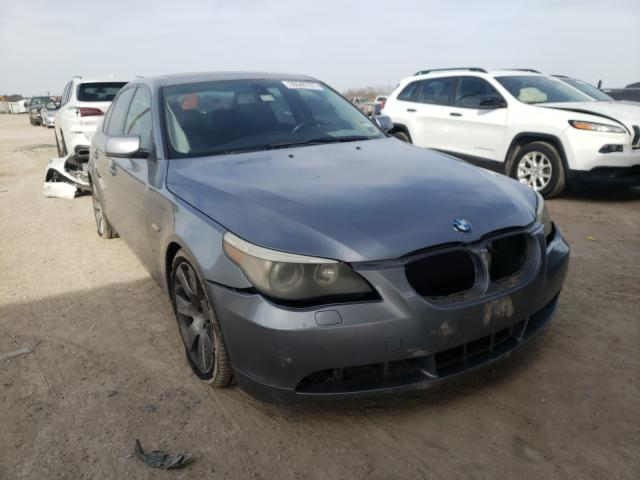 Salvage cars for sale from Copart Temple, TX: 2004 BMW 530 I