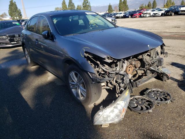 Infiniti salvage cars for sale: 2012 Infiniti G37