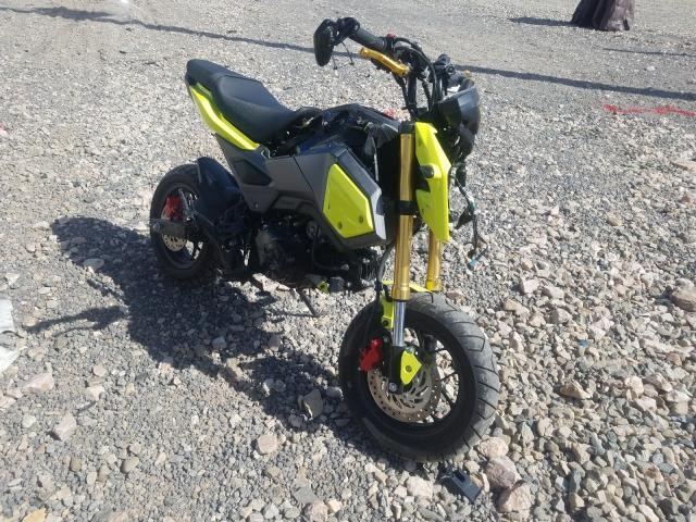 Salvage cars for sale from Copart Farr West, UT: 2018 Honda Grom