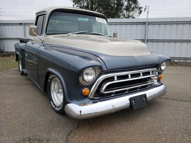 Chevrolet Pickup salvage cars for sale: 1957 Chevrolet Pickup
