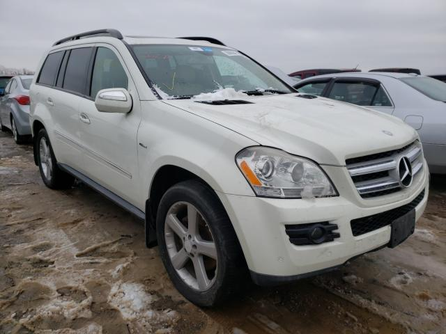Salvage cars for sale from Copart Elgin, IL: 2009 Mercedes-Benz GL