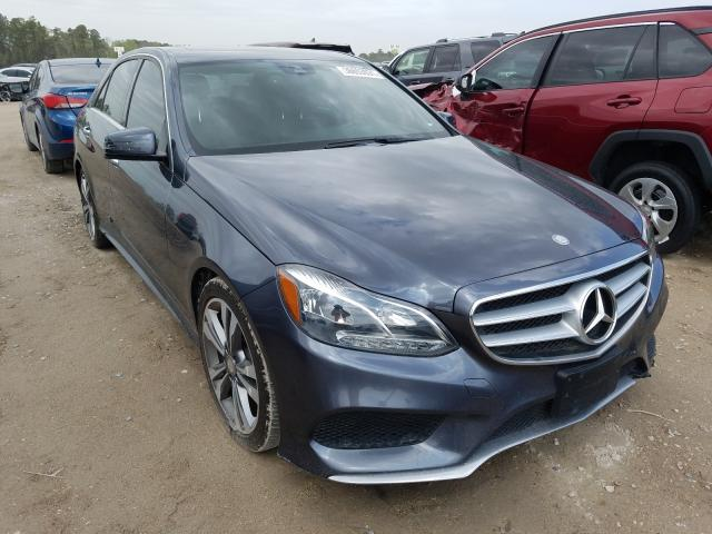 Mercedes-Benz salvage cars for sale: 2016 Mercedes-Benz E 350