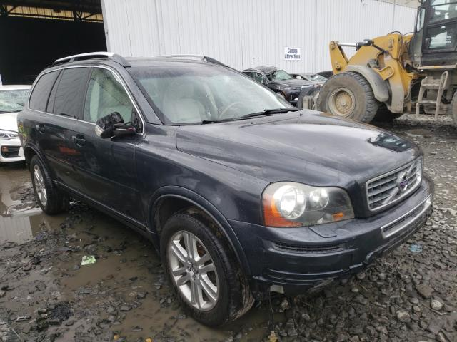 Salvage cars for sale from Copart Windsor, NJ: 2010 Volvo XC90 3.2