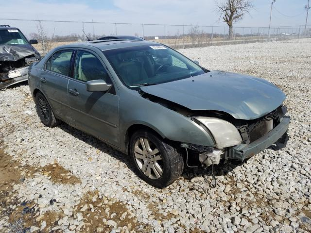 Salvage cars for sale from Copart Cicero, IN: 2008 Ford Fusion SEL