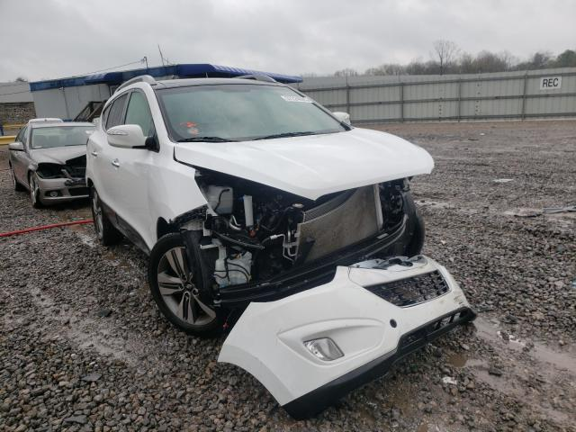 Salvage cars for sale from Copart Hueytown, AL: 2015 Hyundai Tucson Limited