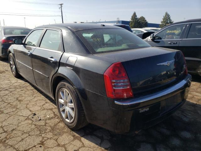 2007 CHRYSLER 300C - Right Front View
