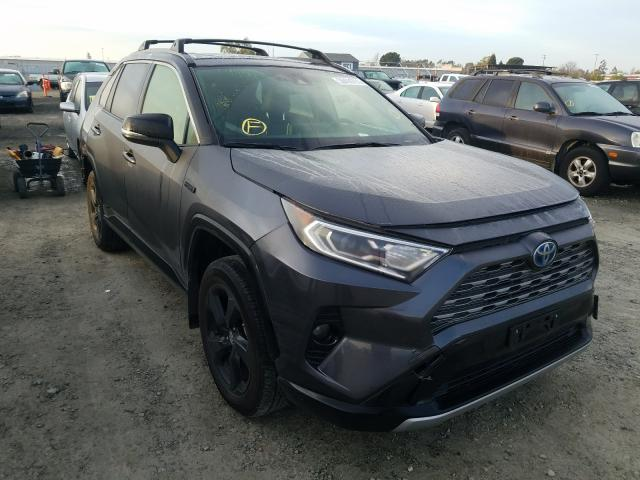 2019 Toyota Rav4 XSE for sale in Antelope, CA