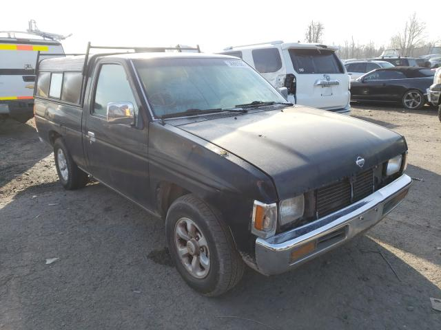 Nissan Truck Base salvage cars for sale: 1997 Nissan Truck Base