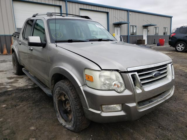 Salvage cars for sale from Copart Chambersburg, PA: 2008 Ford Explorer S