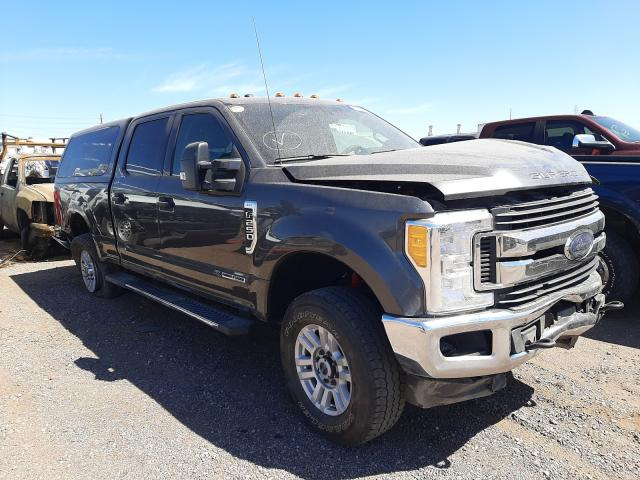 Salvage cars for sale from Copart Phoenix, AZ: 2017 Ford F250 Super