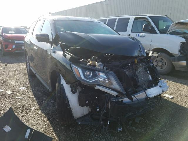 Nissan Pathfinder salvage cars for sale: 2020 Nissan Pathfinder
