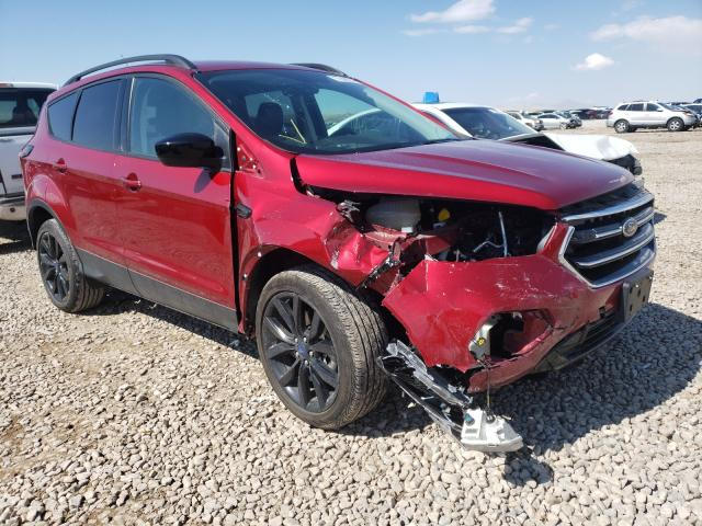 2019 FORD ESCAPE SE 1FMCU9GD5KUC09949