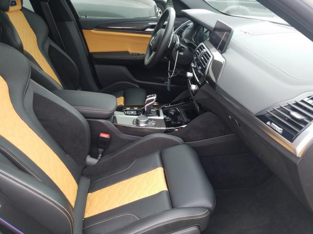 2020 BMW X4 M COMPE 5YMUJ0C07LLU67419