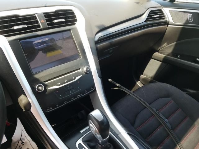2013 FORD FUSION SE - Odometer View