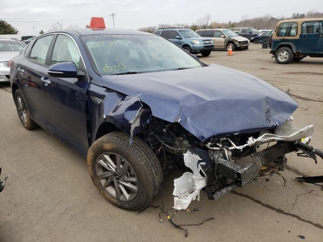 Vehiculos salvage en venta de Copart New Britain, CT: 2019 KIA Optima LX