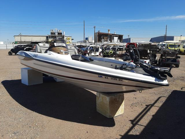 Triton salvage cars for sale: 2006 Triton Boat