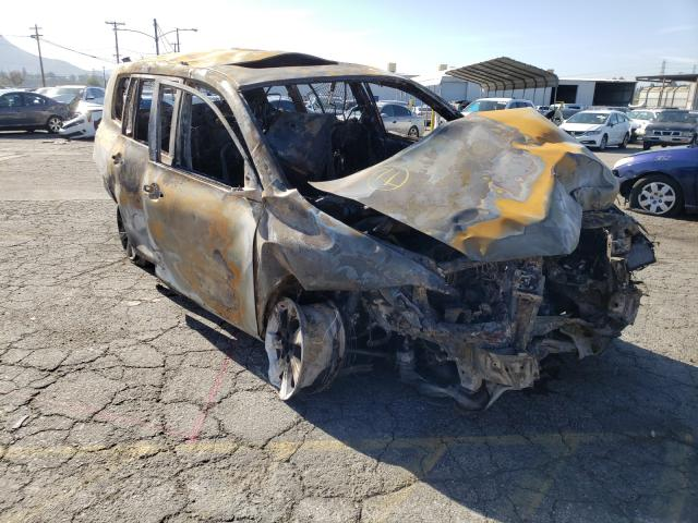 Salvage cars for sale from Copart Colton, CA: 2012 Toyota Highlander