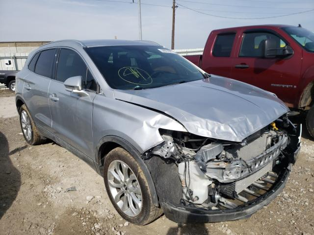 Lincoln salvage cars for sale: 2019 Lincoln MKC Select