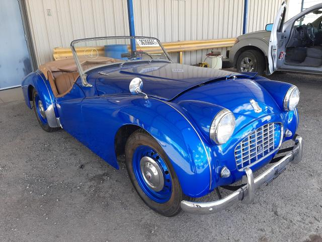 Triumph salvage cars for sale: 1957 Triumph TR3