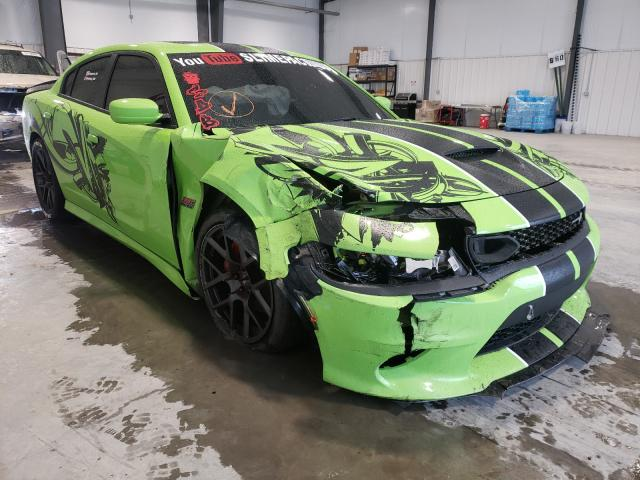 Dodge salvage cars for sale: 2019 Dodge Charger SC