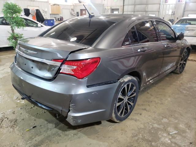 2013 CHRYSLER 200 TOURIN - Right Rear View