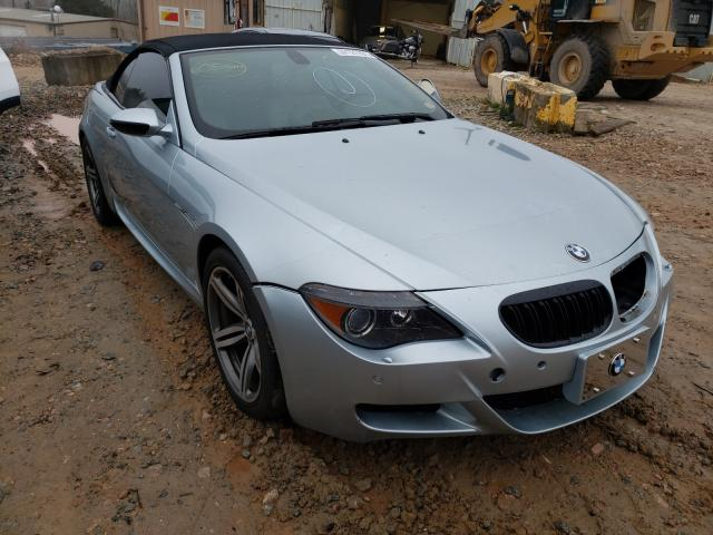 Vehiculos salvage en venta de Copart China Grove, NC: 2007 BMW M6