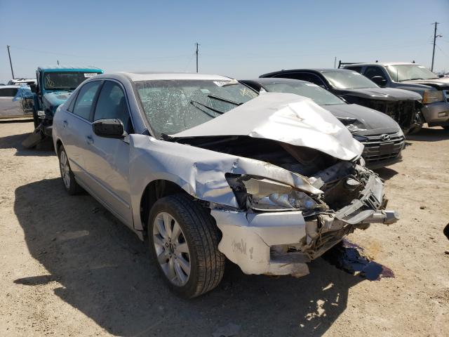 Salvage cars for sale from Copart Temple, TX: 2006 Honda Accord EX