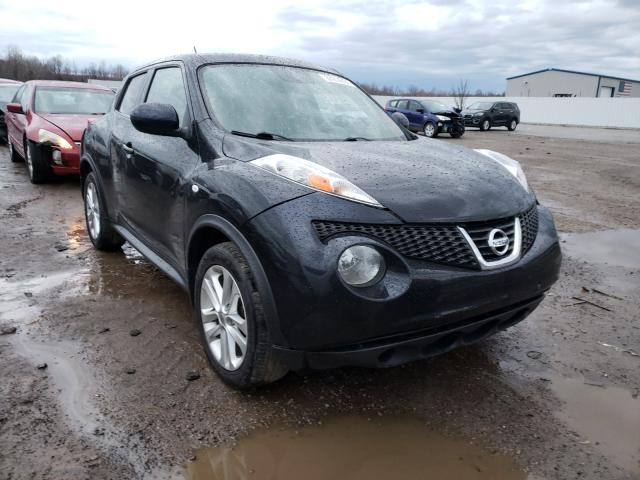 Vehiculos salvage en venta de Copart Louisville, KY: 2014 Nissan Juke S