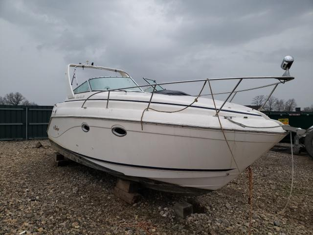 Salvage cars for sale from Copart Sikeston, MO: 2001 Rinker 270 Fiesta