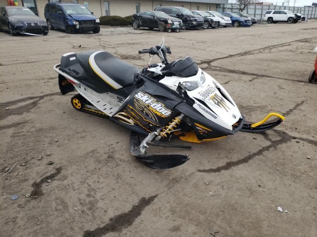 Skidoo salvage cars for sale: 2007 Skidoo 594 CC