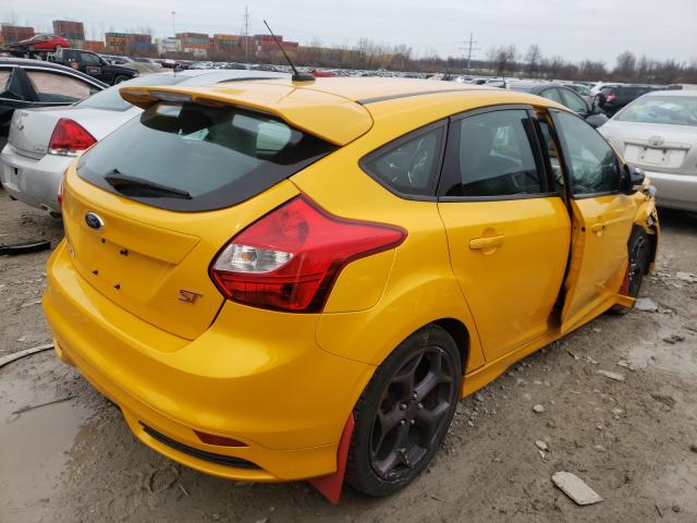 2013 FORD FOCUS ST 1FADP3L91DL232609