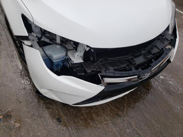 2017 TOYOTA CAMRY LE 4T1BF1FK4HU419636