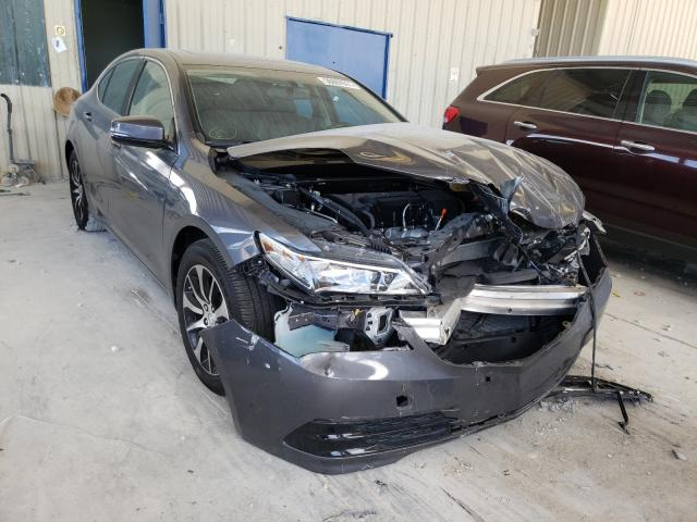 Salvage cars for sale from Copart Homestead, FL: 2017 Acura TLX