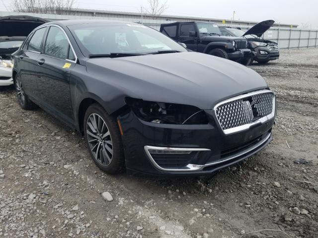 Lincoln salvage cars for sale: 2017 Lincoln MKZ Hybrid