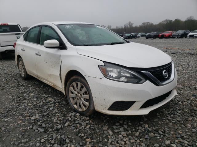 Salvage cars for sale from Copart Byron, GA: 2016 Nissan Sentra S